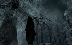 """Screenshot von meiner Kämpferin Marea aus """"The Elder Scrolls V: Skyrim"""" von Bethesda Game Studios"""