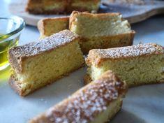 Κέικ Λαδιού (Olive Cake) Banana Bread, Sweets, Cake, Desserts, Food, Gastronomia, Tailgate Desserts, Deserts, Gummi Candy