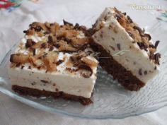 Lahodné Margot rezy - recept | Varecha.sk Sweet Recipes, Cake Recipes, Hungarian Recipes, Something Sweet, Tiramisu, Cheesecake, Food Porn, Food And Drink, Sweets