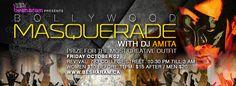 Besharam Presents Bollywood Masquerade! Masquerade, Dj, Bollywood, October, Presents, Friday, Asian, Outfit, Creative