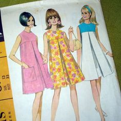 I wish my Mom would sew me this dress. For real. She used to make my dresses as a child... Now they would just be a little bigger! <3