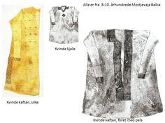 Moschevaya balka female clothes