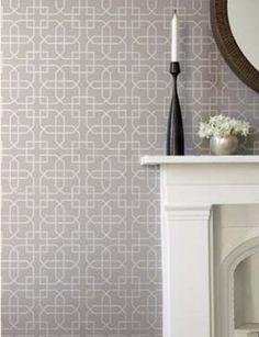 Subtle grey wallpaper