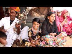 PUSHKAR Rajasthan Bhopa caste - musique et chants - YouTube