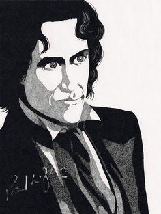 paul mcgann | Doctor Who - Paul McGann by ~BloodyHeartArt on deviantART