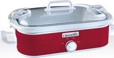 Crock-Pot® Casserole 3.5-Qt. Slow Cooker with Locking Lid from Walmart USA $39.92