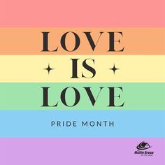 Happy Pride Month! Celebrating the LGBTQ+ community! Here is to inclusion and diversity💗💛💚💙💜 #happypridemonth #loveislove Diversity, Pride, How To Get, Community, Feelings, Happy, Ser Feliz, Being Happy