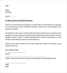 Written Warning Letter Template - 30 Written Warning Letter Template , Warning Letter Templates 20 Sample & formats for Hr Simple Cover Letter Template, Santa Letter Template, Memo Template, Business Letter Template, Cover Letter Design, Letter Templates Free, Resume Templates, Professional Reference Letter, Professional Cover Letter Template