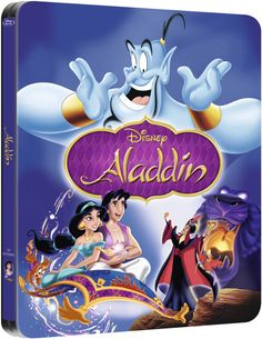 This product is limited to 4000 copies. This is number 1 in The Disney Collection. For the first time on Disney Blu-ray - soar away on a magic carpet ride of non-stop laughs and thrills in one of the most spectacular adventures of all time. Experience the wonders of Aladdin like never before - from the Academy Award-winning music to the unforgettable moments of sidesplitting comedy and soaring adventure. In the heart of an enchanted city, a commoner named Aladdin and his mischievous monkey…