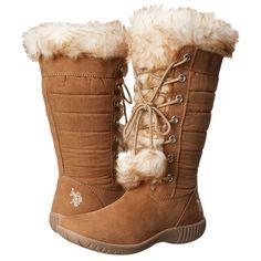 Women's U.S. Polo Assn Boots : $24.99 + Free S/H (reg. $49.99)  http://www.mybargainbuddy.com/womens-u-s-polo-assn-boots-24-99-free-sh