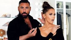 JLo's MAKEUP ARTIST Does My MAKEUP - YouTube