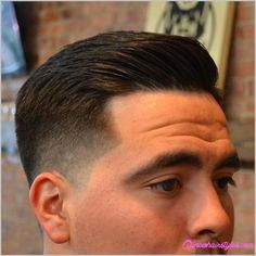 Awesome High Fade Haircut Comb Over