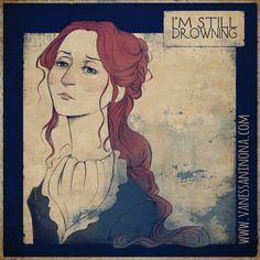 ASOIAF. The drowning by Vanessa-Ninona.deviantart.com on @DeviantArt