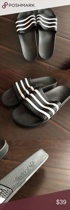 8dafdf0283f MEN S ORIGINALS ADILETTE SLIDES adidas Used adidas slip on slipper