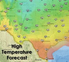Reinforcing Shot of Cold Air Arriving Today Let's start off by saying this is going to be one of those January days in Texas where it will actually feel like winter. A few lucky folks in the south will warm up briefly through early afternoon before another cold front drops them back down to where the rest of Texas will be sitting... Read the whole article at http://texasstormchasers.com/?p=34540 - David Reimer
