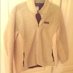 Patagonia women's jacket size L Has been worn for two seasons but still in good shape. Patagonia Jackets & Coats