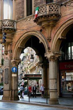 Via Pietro Micca, Torino - Turin, Italy