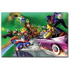 From the SNES to the Switch, Mario Kart has always been a Nintendo staple. Read one writer's attempt to crown the best Mario Kart game. Super Mario Art, Super Mario World, Donkey Kong, Mega Man, Super Smash Bros, Image Mario, Yoshi, Mario Kart Games, Dash Image