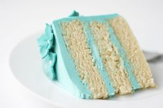 Go to vanilla cake. dense but tight. keep looking for bigger crumb