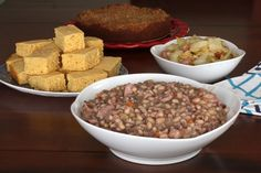 Start the New Year with Spicy Southern Black-Eyed Peas