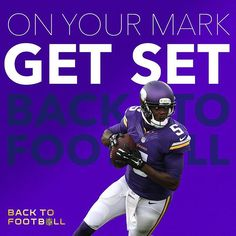 2 hours to Football.  You ready? #PITvsMIN #BackToFootball by nfl check out theleftbench.com! check out theleftbench.com for more sports!