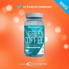 NEW ENTRY #VITAMINCOMPANY => #GREEN COFFEE 100 cps! La sua pianta ha azione tonica, #antiossidante e di sostegno per il metabolismo. >> 400 mg di estratto di caffè verde titolato al 50% in acido clorogenico per capsula << Disponibile su #VitaminCenter New Product, The 100, Coffee, Green, Food, Metabolism, Kaffee, Meals, Yemek