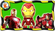 Ironman Finger Family Nursery Rhymes. Ironman Finger Family Song