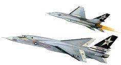 North American RA-5C Vigilante (Chris Davey)