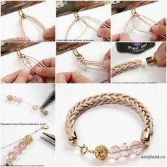 DIY Rubber Necklace - Woman's heaven
