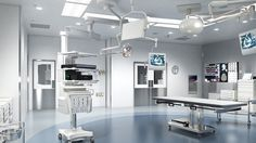 Surgery Rooms