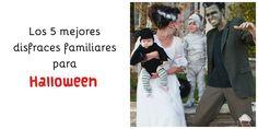 ideas originales de  #disfraces para #halloween en #familia o #grupo.