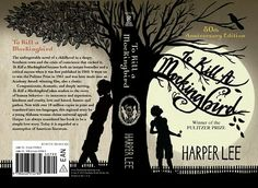 I think the illustrated cover design for the 50th anniversary of To Kill A Mockingbird is the best one yet for this title.