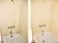Banyo Küvetindeki Küf Lekesinden Kurtulmanın En Kolay Yolu