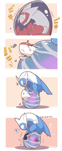 Meowstic variations by evil usagi viantart on
