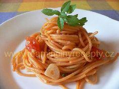 Čili špagety