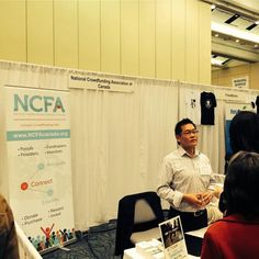 #Repost @ncfacanada  #tbt yesterday our booth at Enterprise Toronto's Small Business Forum 2014 in the Metro Toronto Convention Centre.  #NCFAlive #crowdfunding #sbfTO #smallbiz #sme #mtcc #toronto #yyz #business