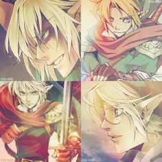 """And here I had thought that I would be able to sleep in peace...But If you wish to wake the lion, then give him fangs!""   From Hyrule Hi..."