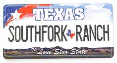 Southfork Ranch, Online Gift Store, Lone Star State, Lonely, Texas, Plates, Inspiration, Learning, Dallas