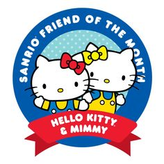 Hello Kitty & Mimmy