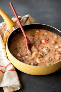 Paula Deen's Shrimp Etouffee Recipe.