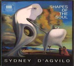 SYDNEY D'AGVILO, SHAPES OF THE SOUL (CD)
