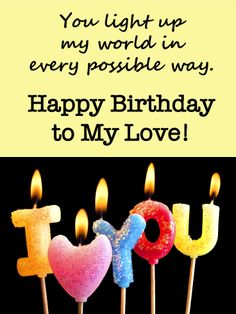 Are you looking for beautiful happy birthday images? If you are searching for beautiful happy birthday images on our website you will find lots of happy birthday images with flowers and happy birthday images for love. Happy Birthday Lover, Happy Birthday Love Quotes, Birthday Wish For Husband, Happy Birthday Video, Happy Birthday Wishes Cards, Birthday Wishes And Images, Happy Birthday Celebration, Birthday Wishes For Friend, Happy Birthday Candles