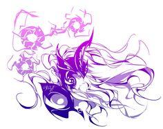 League of Legends - Syndra by Paddy-F on DeviantArt Fanart, Amazing Drawings, Art Drawings, Watercolor Pencil Art, Liga Legend, Seven Knight, The Legend Of Heroes, Lol League Of Legends, Arte Horror