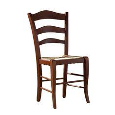 € 79,00 #sconto 50% #sedia MONTANARA in #legno massello di faggio tinto e seduta in vera #paglia naturale. #Stile #rustico, #country, arte povera, #provenzale, #shabby, 100% #MadeinItaly. In #offerta prezzo su #chairsoutlet factory #store #arredamento. Comprala adesso su www.chairsoutlet.com