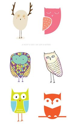 "muffin-cakee: "" Owls WTF on We Heart It - http://weheartit.com/entry/48797138/via/Muffin_Cake """