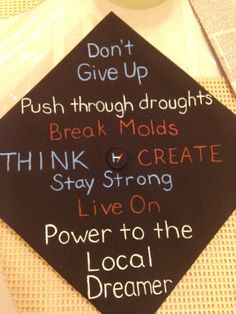 Twenty one pilots graduation cap!