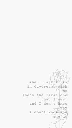 Harry Styles - She (Lyrics) Fine Line Album Harry Styles Fine Line Harry Styles Songs, Harry Styles Tattoos, Style Lyrics, Music Lyrics, Lyric Tattoos, Key Tattoos, Skull Tattoos, Foot Tattoos, Sleeve Tattoos