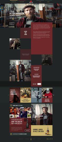http://gammeldansk.dk/aldrig-som-andre/petter-brandberg/ #uidesign #uxdesign #mobileappui #UIUX#webdesign #color #photography #typography #ResponsiveDesign #Web #UI #UX #WordPress #Resposive Design #Website #Graphics