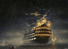 Rain by haryarti on DeviantArt