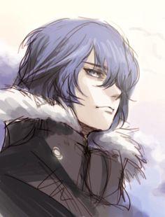 Kirishima Ayato...Para que necesitar más??!!